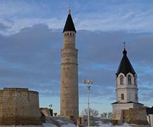 Археологический комплекс Болгар