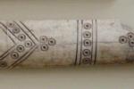 Рукоять ножа, кость XIII-XIVвв,