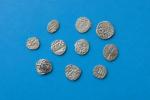 Золотоордынские монеты XIII-XIV вв